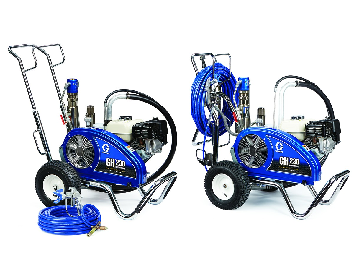 Graco Airless Sprayers | Bay Area Airless Repair-Airless on