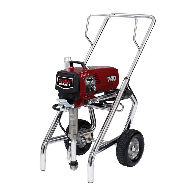 Titan Paint Sprayer Customer Service